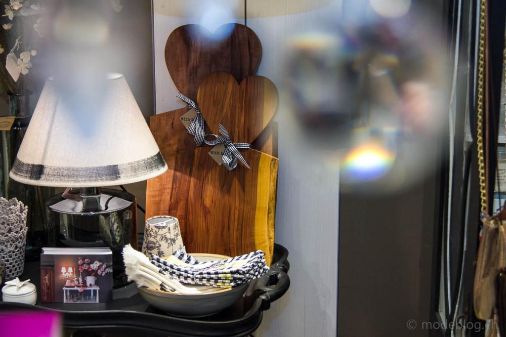 BIG Bazar Zürich Küchenbrett mit Herz